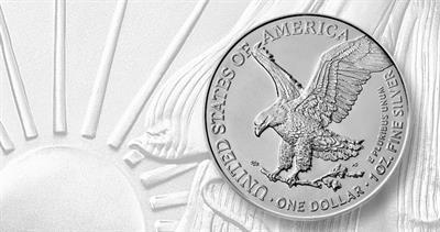 2021 American Eagle bullion