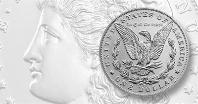 2021-CC Morgan dollar