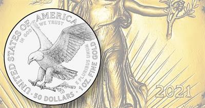 2021 gold eagle