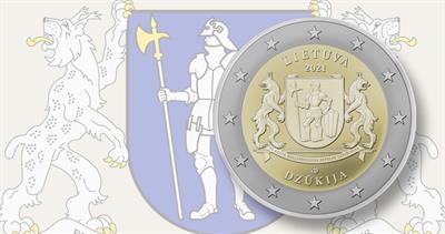 Lithuania 2-euro 2021