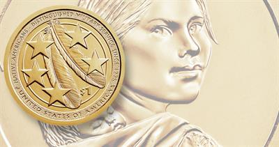 2021 Native American dollar coin
