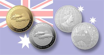 Royal Australian Mint 2021 bullion coins