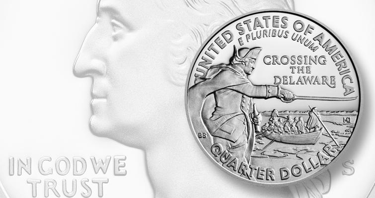 2021-S Washington quarter dollar