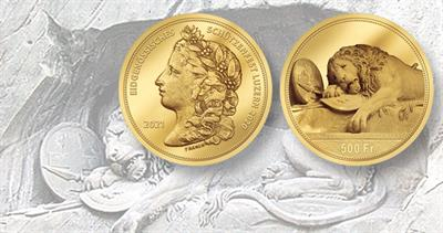 2021 Lucerne 500-franc taler