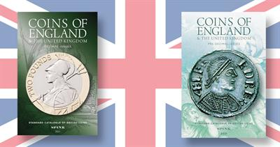 2021 UK coin books