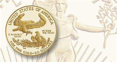 2021-W Gold Proof one ounce American Eagle