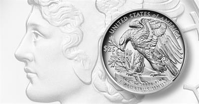 Proof 2021-W palladium American Eagle