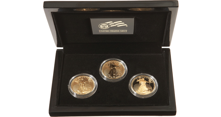 20th Anniversary 3-coin set HA