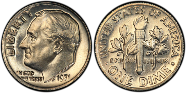 Know your U.S. coins: Roosevelt dimes