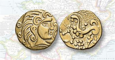 Second century gold stater
