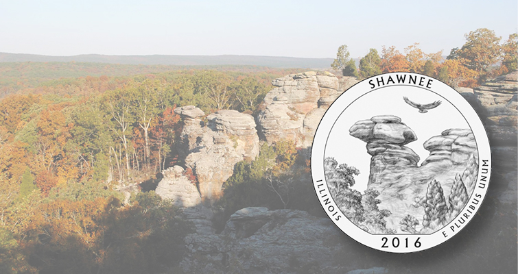 U.S. Mint releases preliminary details for first three 2016 quarter launches