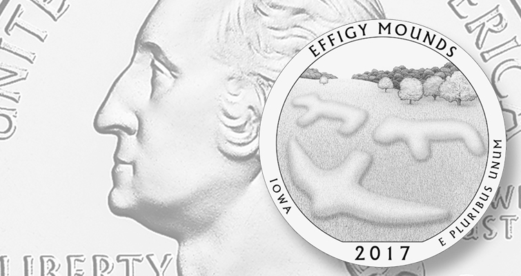 Designs for 2017 America the Beautiful quarter dollars unveiled