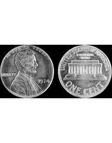 PCGS authenticates 1974-D aluminum cent