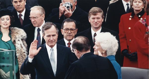 41-inauguration