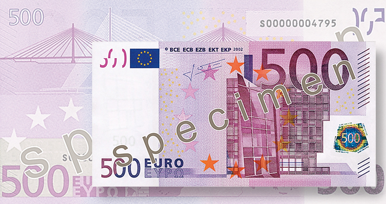 Why was someone flushing large quantities of €500 notes down toilets in Geneva?