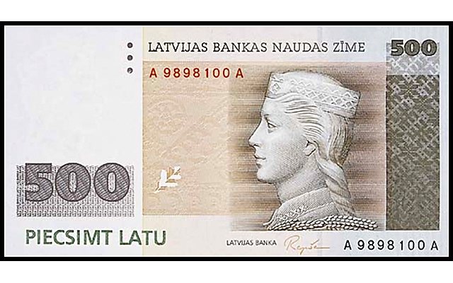 500latsbanknote