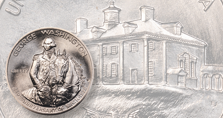1982 commemorative coin results in many firsts: Making Moderns