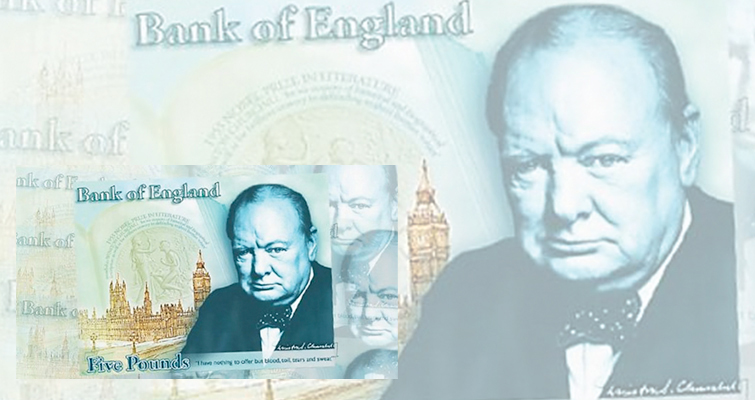Bank of England releases list of candidates from visual arts community for £20 note