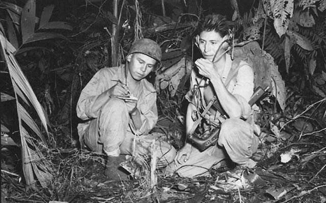 Native American Code Talkers recognized with gold medals