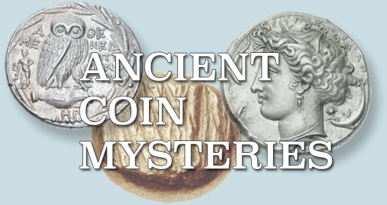 What we still don't know: Mysteries abound with ancient coins