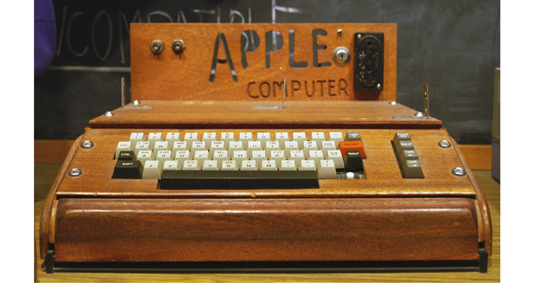 In July of 1976, the Apple I computer went on sale for $666.66 at the Byte Shop in Mountain View, Calif. Those first machines are collector's items now, valued at hundreds of thousands, more than 300 times their original selling prices.
