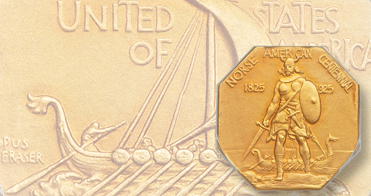 Vintage Norse gold medal realizes $32,900 at Long Beach Expo: Market Analysis
