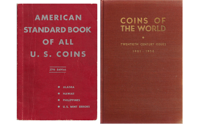 Coin book on eBay puzzles collector but literature expert solves it