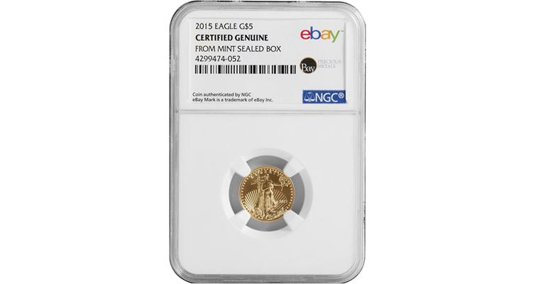 Ebay Branded Precious Metals Enter Market Coin World