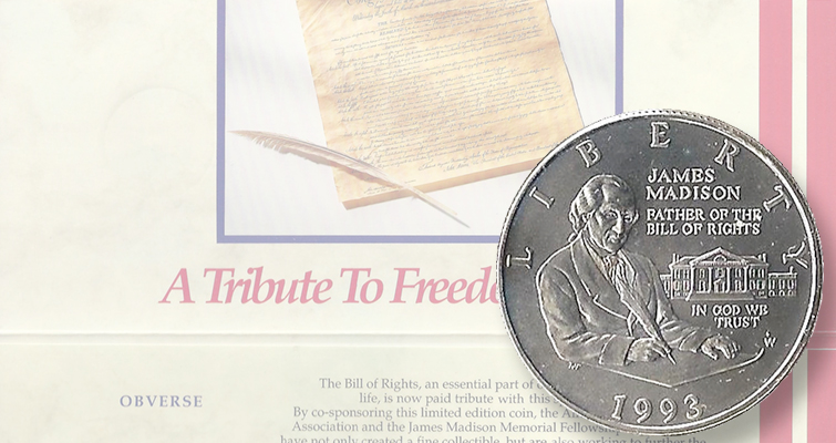 Special 1993 Freedom Pack set was produced by U.S. Mint: Readers Ask
