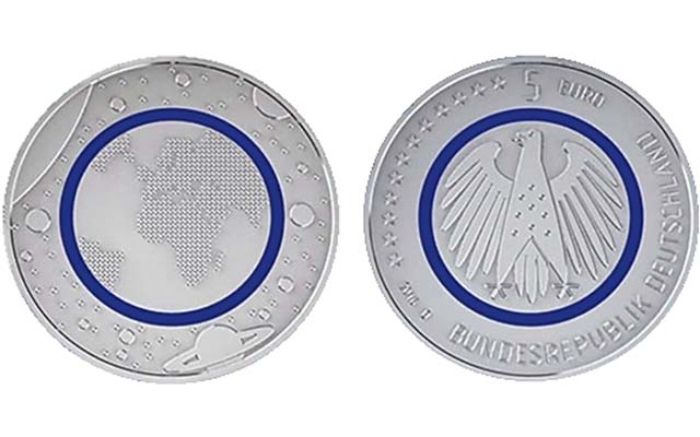 Germany announces plans to issue hybrid metal-polymer collector coin