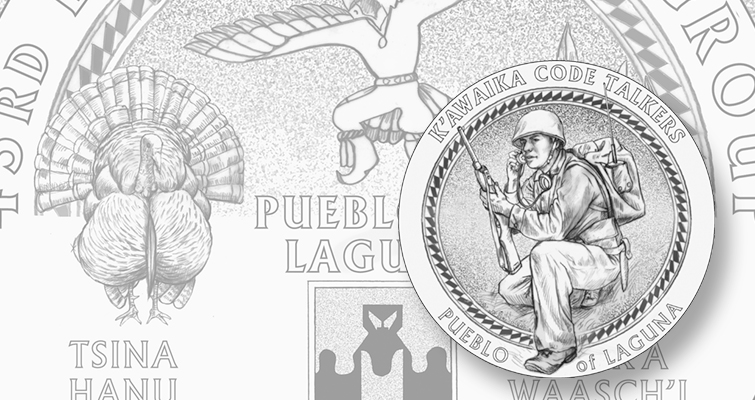 Proposed designs get CCAC nod for two Code Talkers congressional gold medals