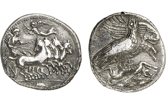 Ancient Greek silver coins highlight Gorny & Mosch auction in Munich