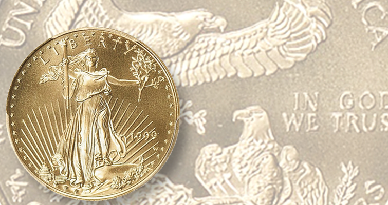 The tiny mistake that makes this American Eagle gold $10 bullion coin a $10,000 rarity