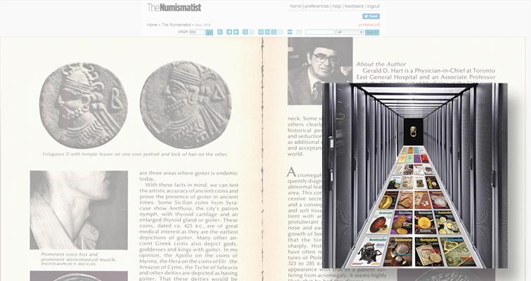 ANA launches digital archive of The Numismatist