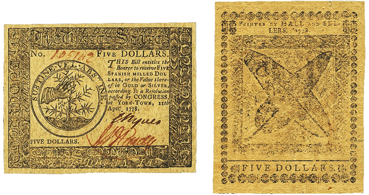 april-11-1778-5-dollars-yorktown-continental-currency-cc-72-heritage