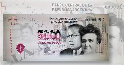 Argentina 5,000-peso