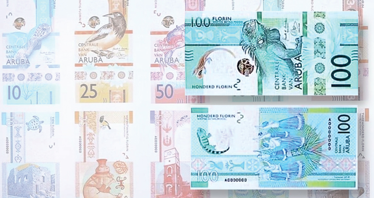 Central Bank Of Aruba To Issue Life In
