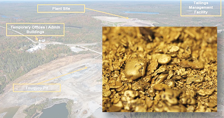 Nova Scotia mining region planning for significant gold boom