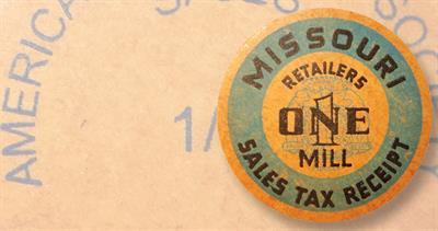 Missouri tax token