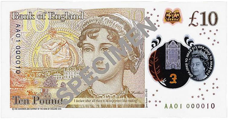 austen-10-pound-note