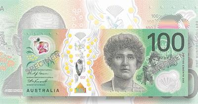 Australia $100 note