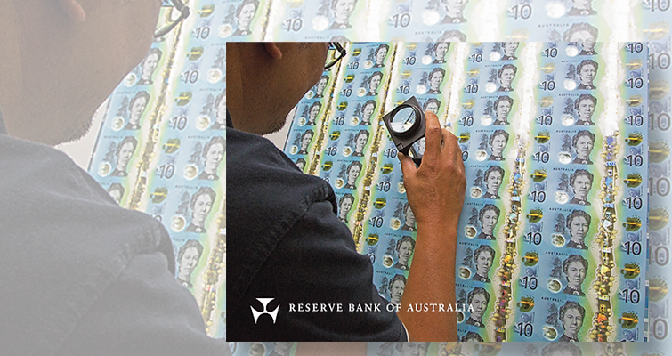 Same themes but newer technology: Australia's new $10 note