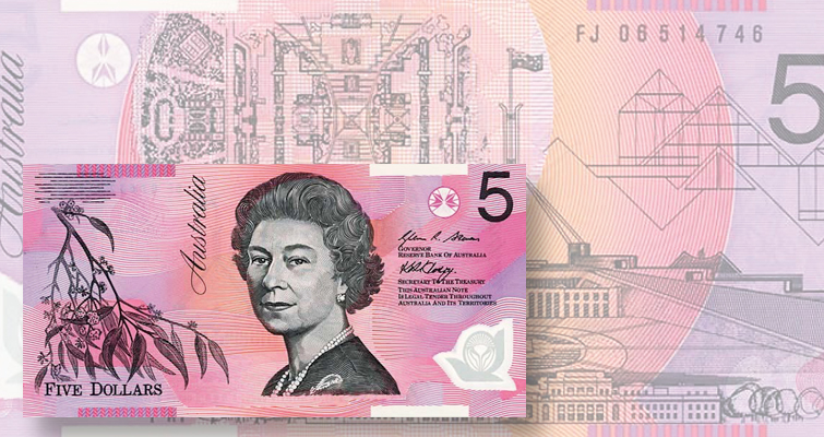 Reserve Bank of Australia to release first of new generation of notes