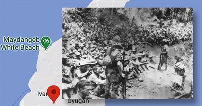 Bataan troops