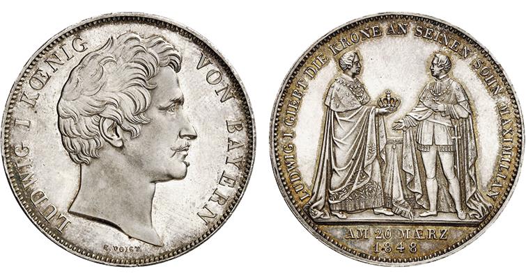 bavaria-1848-silver-double-taler