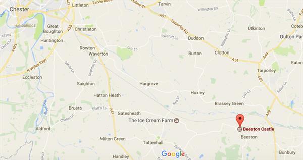 beeston-castle-google-maps-screenshot