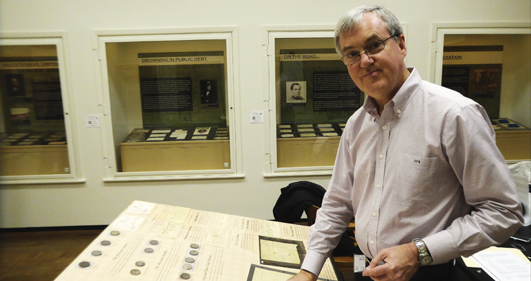 New exhibit in Galveston explores early money of Texas