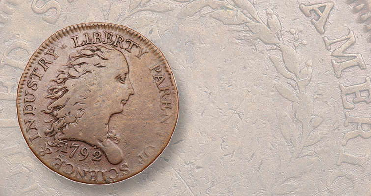 1792 Birch, Lettered Edge cent pattern among June auction highlights