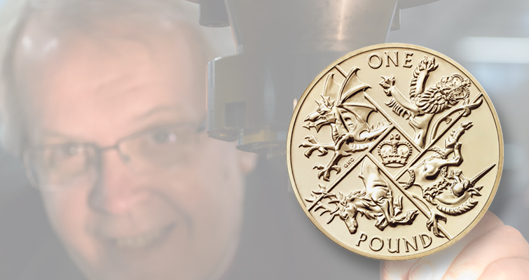 Bishop designs Britain's final 'round pound' as series ends