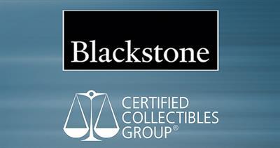 Blackstone and CCG logos
